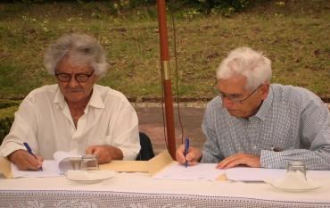 Assinatura do protocolo de parceria com a ANIP